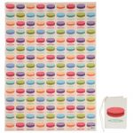 Macaroon Design Gift Wrapping Paper Sheet & Tag