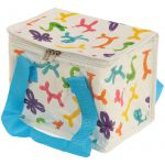 Balloon Animals Design Picnic Cool Bag Lunch Box Kids