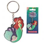 Mermaid Enchanted Seas Novelty PVC Keyring