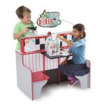 Melissa & Doug Star Diner Restaurant Pretend Play - Deluxe
