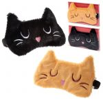 Cat Sleeping Cute Eye Mask - 2 Colours