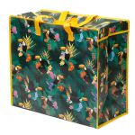 Toucan Party Design Extra Large Laundry Storage Bag Kids Toys