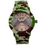 ETON Army Camouflage Print Watch - 3175J