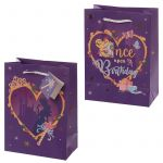 Birthday Princess Enchanted Kingdom Gift Bag - Medium
