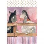 Tea Towel - Horse Whispers Pony - Alex Clark