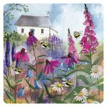 Bee Garden Coaster - Alex Clark
