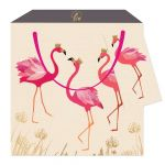 Flamingo Gift Bag - Medium - Sara Miller
