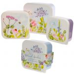 Botanical Gardens Set of 3 Lunch Boxes