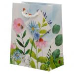 Botanical Gardens Small Gift Bag - 11 x 6 x 14cm - Birthday Mothers Day Easter