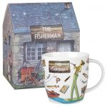 At Your Leisure Mug - The Fisherman Fine China Mug - Churchill