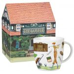 At Your Leisure Mug - The Golfer Fine China Mug - Churchill