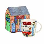At Your Leisure Mug - The Mechanic Fine China Mug - Churchill