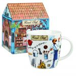 At Your Leisure Mug - The Head Chef Fine China Mug - Churchill