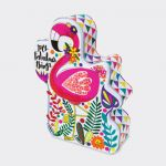 Flamingo Fabulous Things Storage Tin Gift