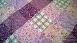 Shabby Chic Patchwork Bedroom Bedspread Quilt Throw Double