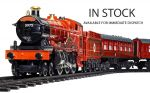 Harry Potter Hogwarts Express Complete Train Set Remote Control - R1268 - Hornby