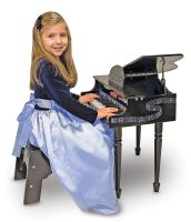 Melissa & Doug Grand Piano & Seat