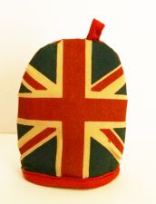 Union Jack Egg Cup Egg Cosy