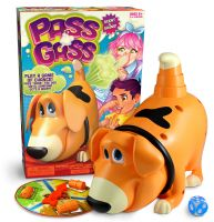 Pass Gass Family Party Game - Fart Sounds