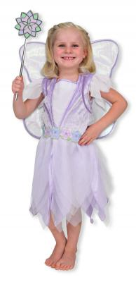 Melissa & Doug Fairy Fancy Dress Outfit