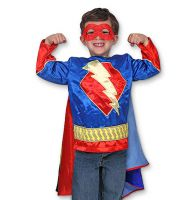 Melissa & Doug Super Hero Fancy Dress Outfit