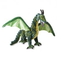 Giant Fantasy Winged Dragon Plush Soft Toy