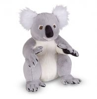 Lifelike Lifesize Koala Plush Soft Toy