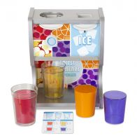 Melissa & Doug Thirst Quencher Drinks Dispenser Pretend Play Set