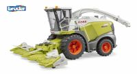 Claas Jaguar 980 Forage Harvester - Bruder 02134 Scale 1:16