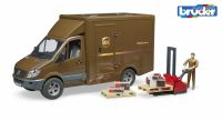 Mercedes Benz Sprinter Van UPS  - Bruder 02538 Scale 1:16