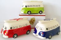 Campervan Surfing Money Bank - 3 Colours