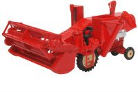 Combine Harvester Diecast Model 1:76 Scale OO Gauge - Oxford Automobile