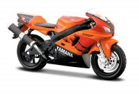 Yamaha YZF-R7 Special Edition Motorbike Scale 1/18