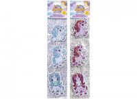 Unicorn Vanilla Car Air Freshener - 3 Pack - 2 Colours
