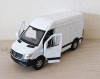 Mercedes-Benz Sprinter Panel Van Die Cast Model Car 1:43 Scale