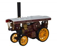Fowler B6 Showmans Loco Engine Diecast Model 1:76 Scale OO Gauge - Oxford Showtime
