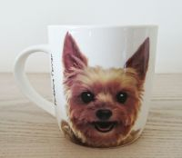 Yorkshire Terrier Dog or Puppy Mug - Dog Lovers Gift - 2 Designs