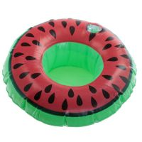 Watermelon - Inflatable Blow Up Drinks Holder - Party BBQ