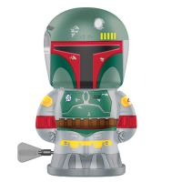 Star Wars Boba Fett Bebot Wind Up Toy