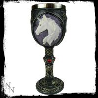 Unicorn Refreshment Goblet - Nemesis Now