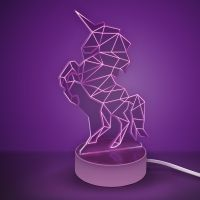 Unicorn Desk LED Light Lamp - USB Powered