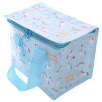 Unicorn Picnic Cool Bag Lunch Box