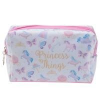 Unicorn Design Princess Things Makeup Wash Bag