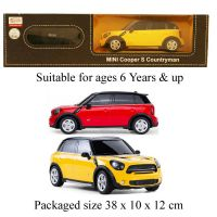 Mini Cooper S Countryman Remote Control Scale Model 1:24