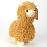 Alpaca The Herd Door Stop - Tan