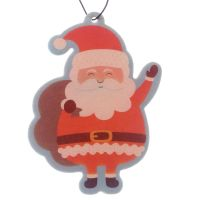 Santa Air Freshener Apple Cinnamon