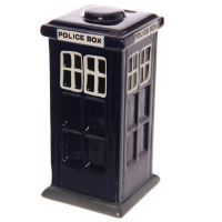Police London Telephone Box Money Bank Box