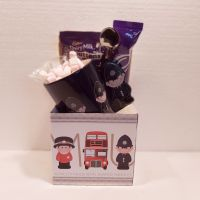 Cadbury's Hot Chocolate & Blue Policeman Novelty Mug