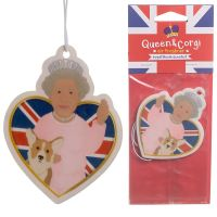 Queen & Corgi London Royal Bloom Air Freshener