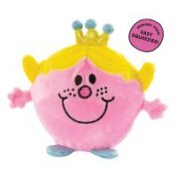 Little Miss Princess Memory Foam Squeezy Squishy - Stress Ball Toy